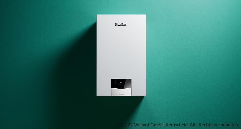 Gas- Brennwertgerät von Vaillant