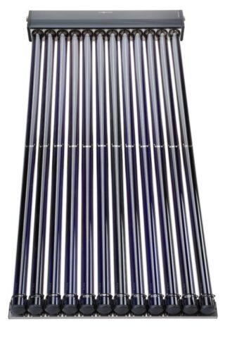 Modul einer Solarthermieanlage - Solaranlagen bei Raatschen