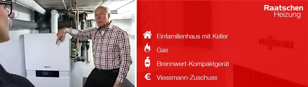 Öl auf Gas Wechsel