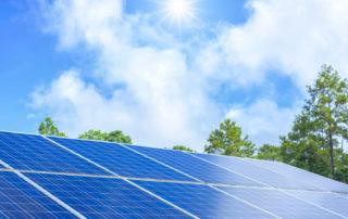 Photovoltaikanlage / Solaranlage Dachmontage