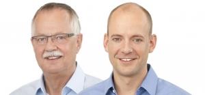 Heinrich und Jan Raatschen