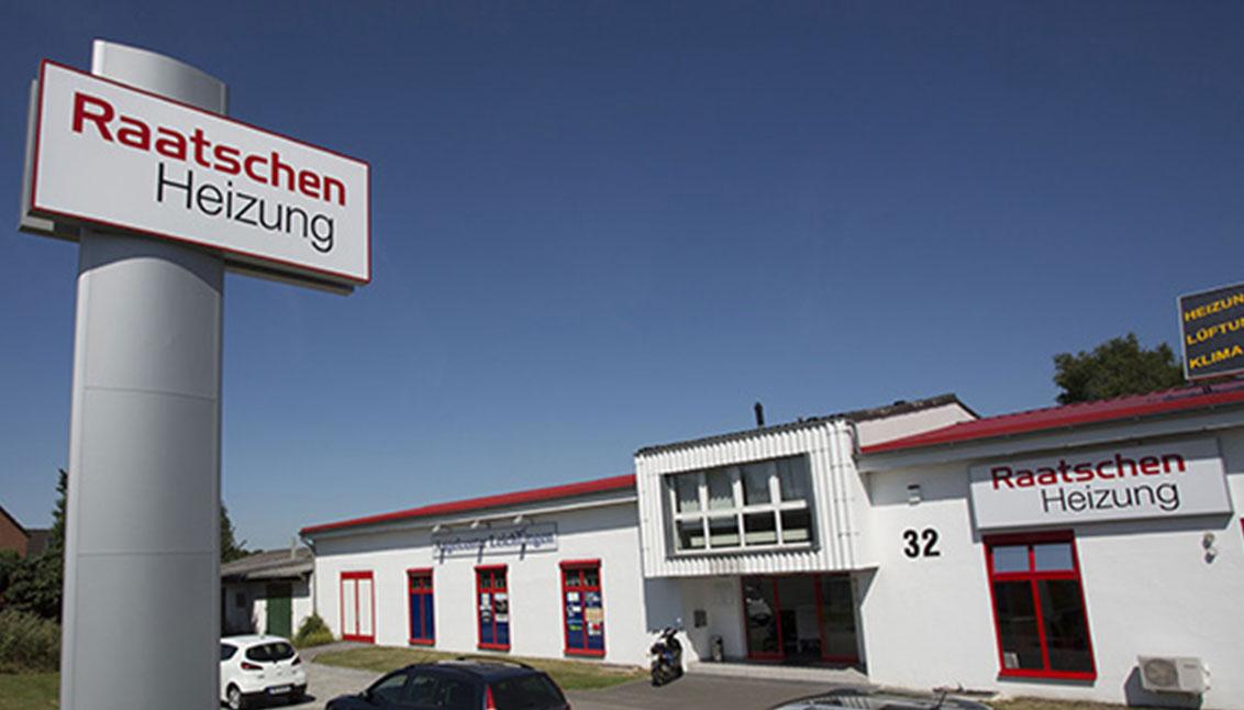 Raatschen Heizung in Leichlingen