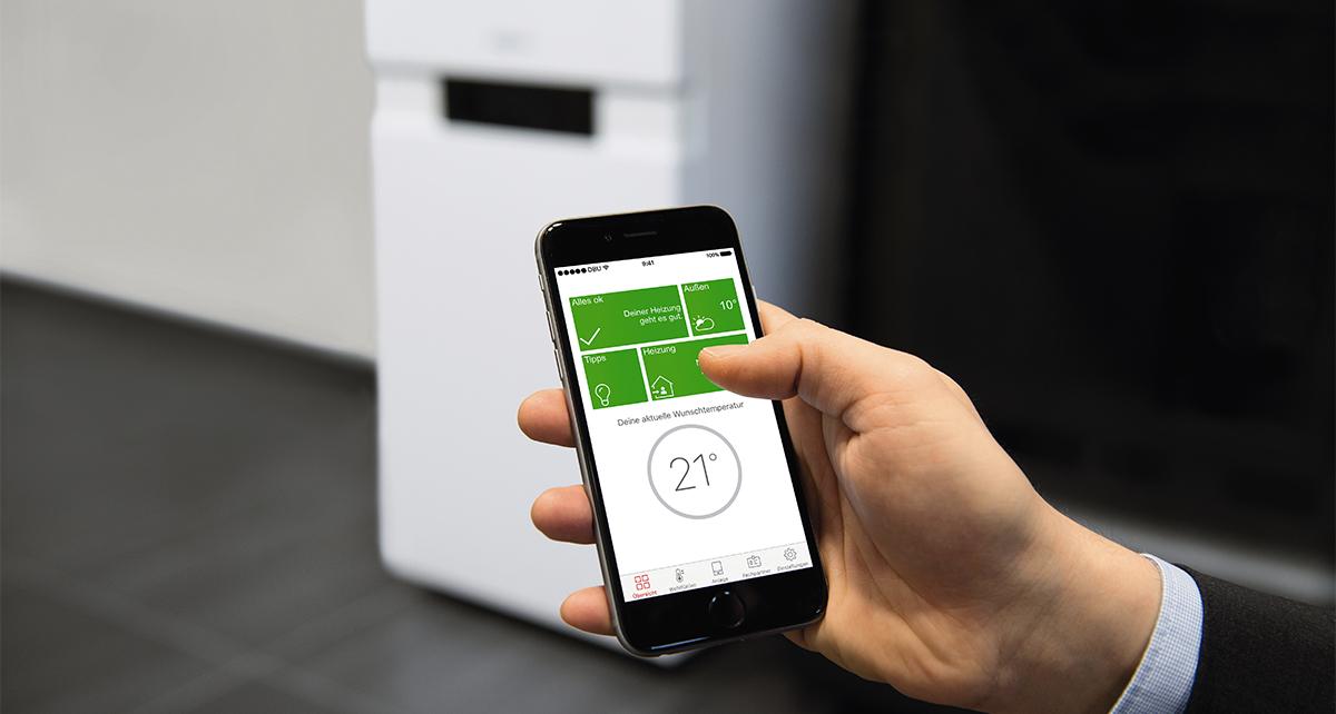 Smart Home - ViCare App