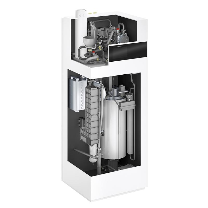 Moderne Brennstoffzelle: Vitovalor PA2 von Viessmann
