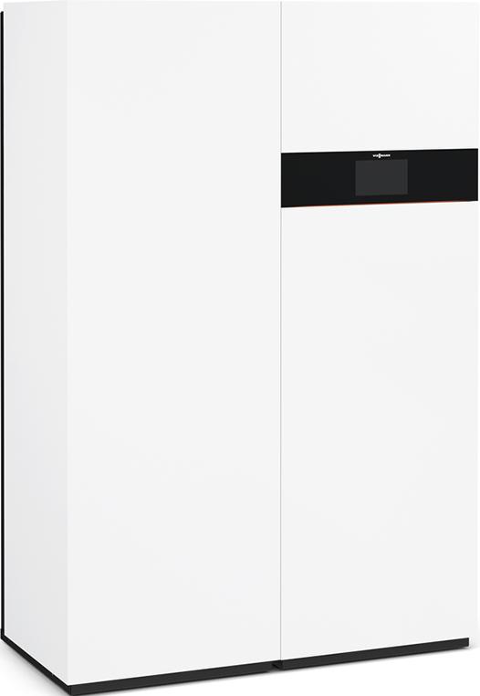Moderne Brennstoffzelle: Vitovalor PT2 von Viessmann